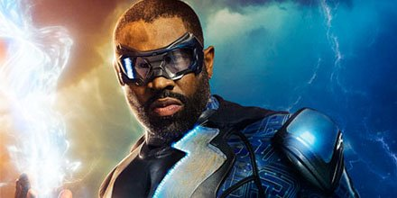 #BlackLightning is ready to strike! Here's your first look at Cress Wi...