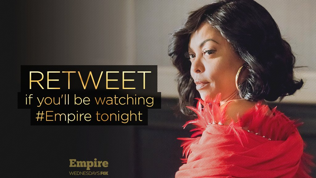 Show your Lyon pride! RETWEET if you're watching #Empire tonight. http...