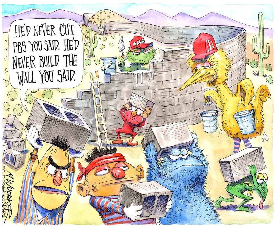 The latest from @wuerker:  http:// ln.is/3bKSJ      by #HambySanDiego via @c0nveypic.twitter.com/8UfgoiJeBm