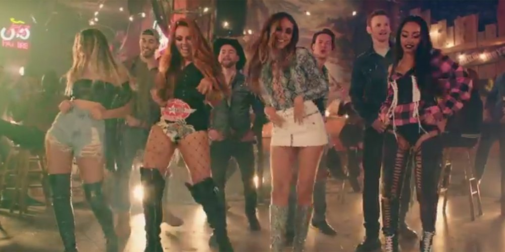 Yes! @LittleMix's new #NoMoreSadSongsVideo is here & we are loving...