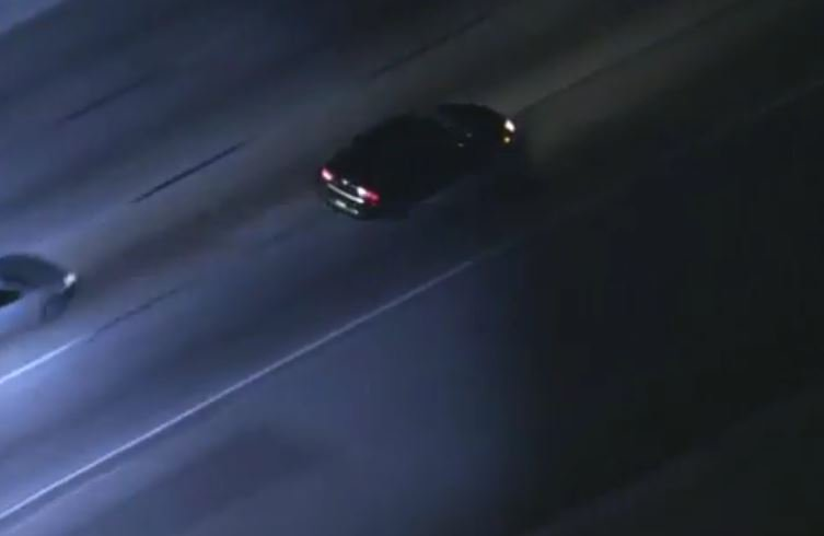 WATCH LIVE: Police in #pursuit of another car in North Hollywood area....