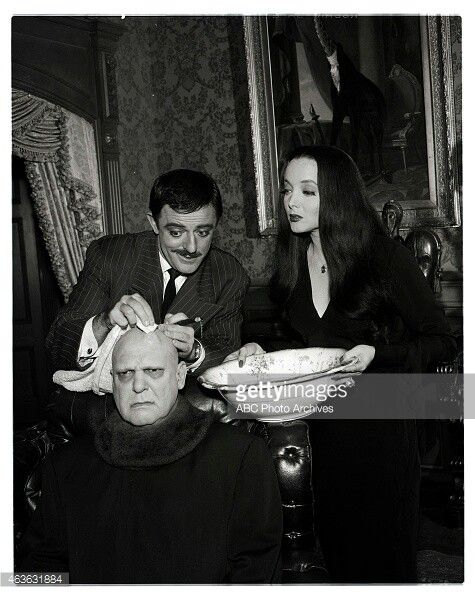 Happy Birthday to John Astin(top, left), who turns 87 today!