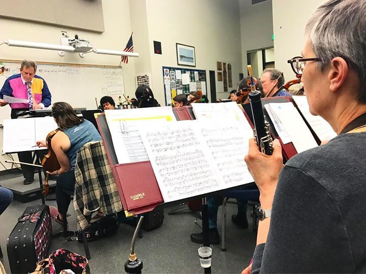 Going through the last few details in preparation for Saturday!  #seattlephil #communitymusic #violin #concerto …  http:// ift.tt/1AZgJWk  &nbsp;  <br>http://pic.twitter.com/abdOCsuxuQ