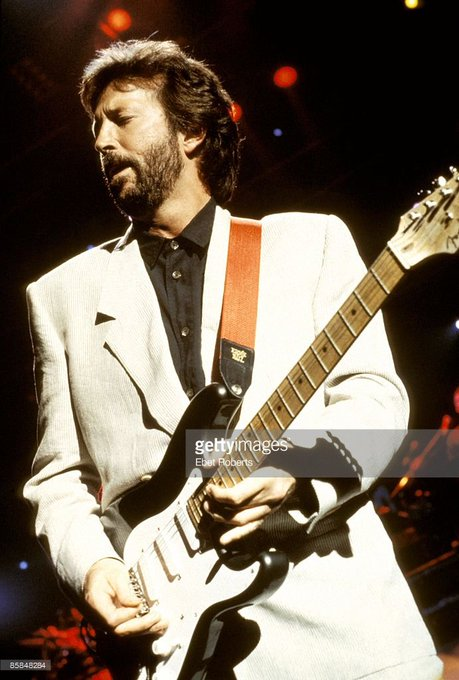 Happy Birthday to Eric Clapton, who turns 72 today!