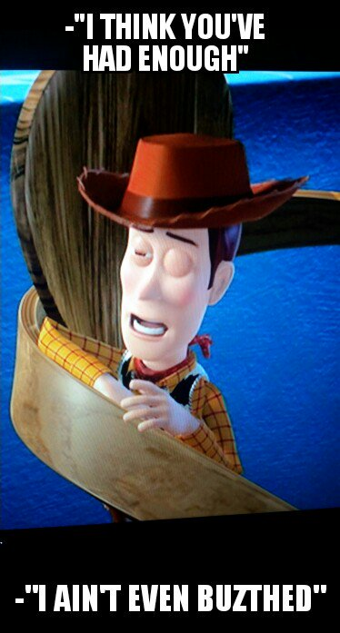 I paused Toy Story 2 at the perfect moment = dawn of a new meme pic #woody #meme #lowbrowhumor @theCHIVE @MensHumor @Supreme<br>http://pic.twitter.com/MufvTF2JC7