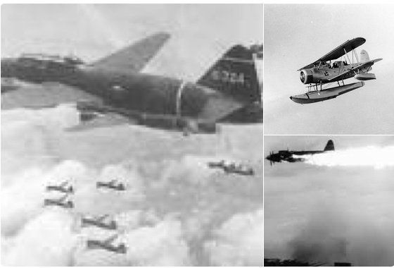 Shoot down enemy Bombers from obsolete floatplane! HOLD BACK THE SUN h...
