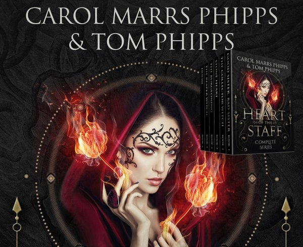 ⚡️ 5 stars: 'Great epic fantasy series!' ⚡️ by @Car01am  https://t.co/...