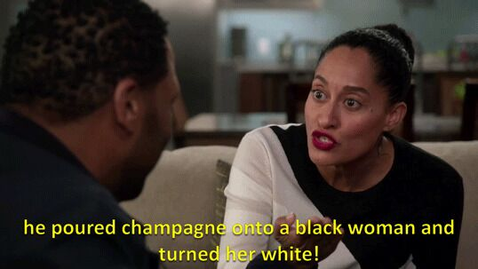 NOT THE L👀K. #blackish https://t.co/ytNTAo2o3y