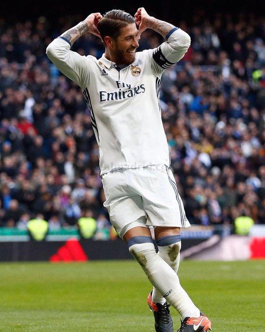 Happy birthday to El Captiono Sergio Ramos 4