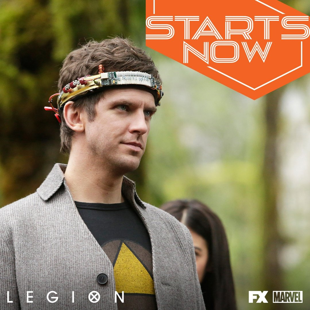 The powerful season finale of #LegionFX starts now. https://t.co/mowC5...