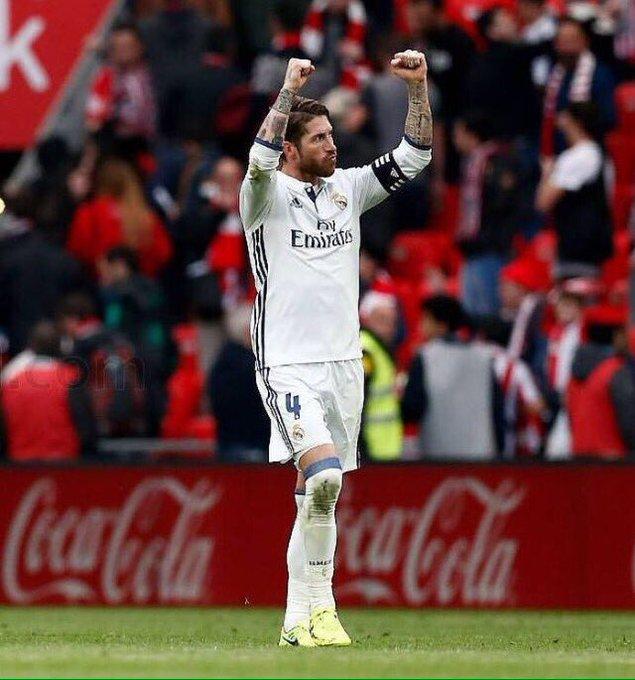Happy Birthday to El Capitano Sergio Ramos who turn 31 today