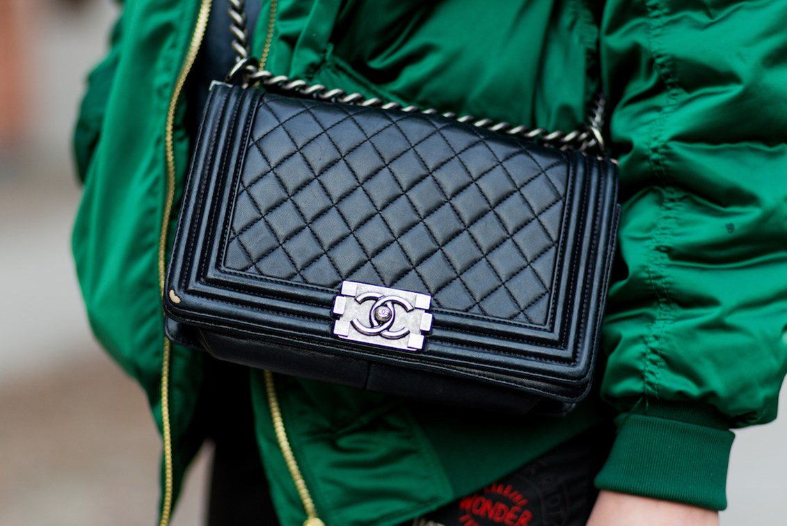How to tell a real  chanel boy bag from a fake - scoopnest.com 8adcc9ac61769