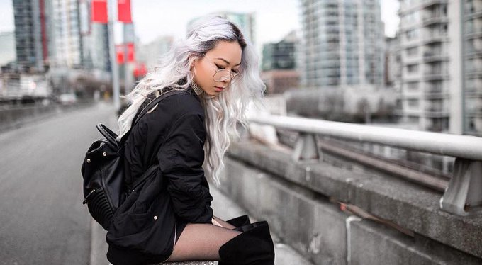 Best Vancouver #OOTD photos from Instagram last week