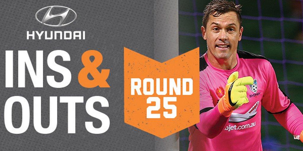 .@HyundaiAus @ALeague Round 25 Ins & Outs - Squads>>> htt...
