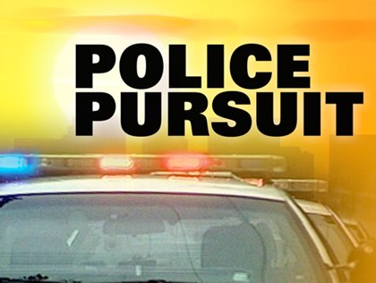 WATCH LIVE: Police in #pursuit of possible DUI driver in North Hills a...