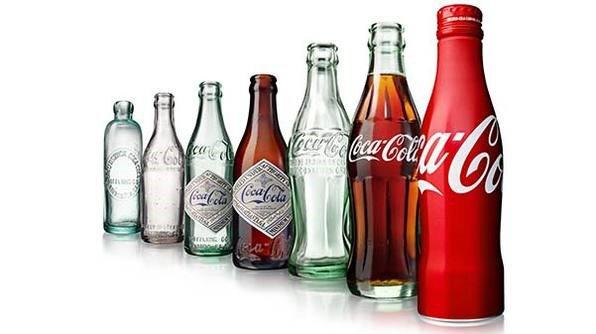 102 ans que la bouteille contour ne cesse de rajeunir ! #QuandJeSeraiV...