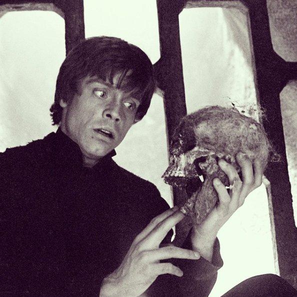 To be a Jedi or not to be a Jedi... that is the question #ThrowbackThu...