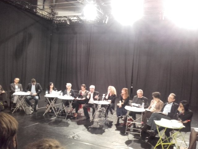 L&#39;Oara participe à #Nantes dans le cadre de @Petitsetgrands au Forum politique &quot;Arts vivants, enfance et jeunesse&quot; Une initiative @ASSITEJ<br>http://pic.twitter.com/HdzeeNpxPr