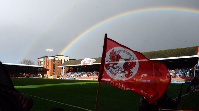 Leyton Orient boss Webb resigns after two months in charge    https://...