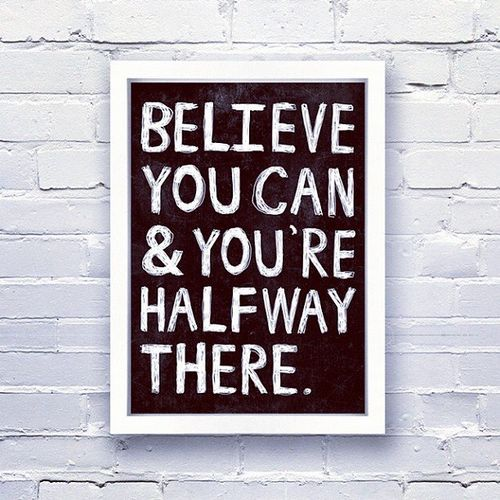 test Twitter Media - Believe you can and you're halfway there! https://t.co/jKqg4Qjqdw