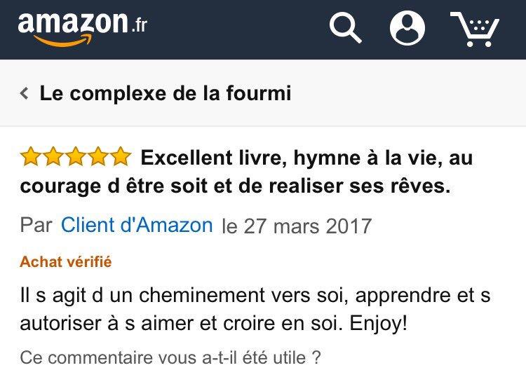 Nouveau commentaire sur #Amazon #books #livre #new #story<br>http://pic.twitter.com/KIaG08cW63