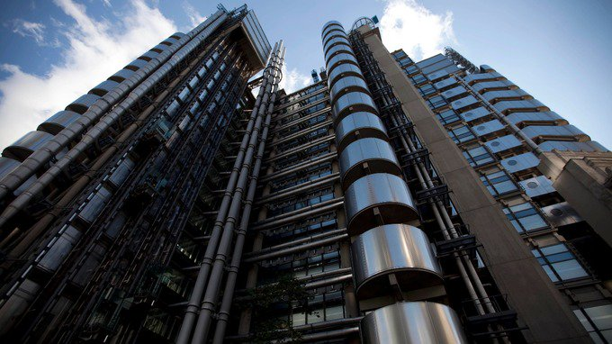 Lloyd's of London to set up Brussels base after Brexit https://t.co/jN...