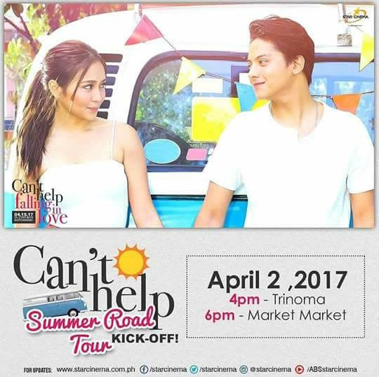 See you Gab and Dos #CHFIL