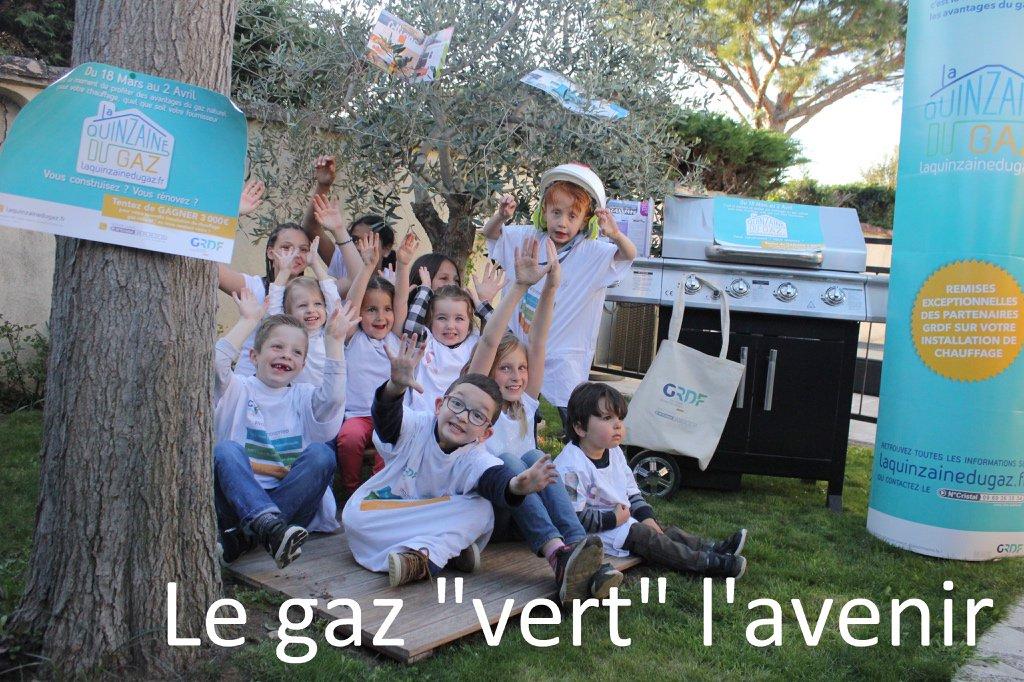 Les enfants de l' #AAGMED participent à la #15zainedugaz #GRDFAttitude #GRDFMED #WELOVEGAZ #RT <br>http://pic.twitter.com/0Imniyv20O