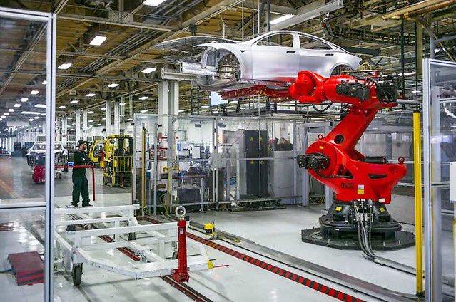 #mustread Une #étude alerte sur l&#39;impact de la robotisation sur l&#39;#emploi #i4emploi  http:// bit.ly/2mRKZVr  &nbsp;   via @LesEchos<br>http://pic.twitter.com/nqBcBFIiLC