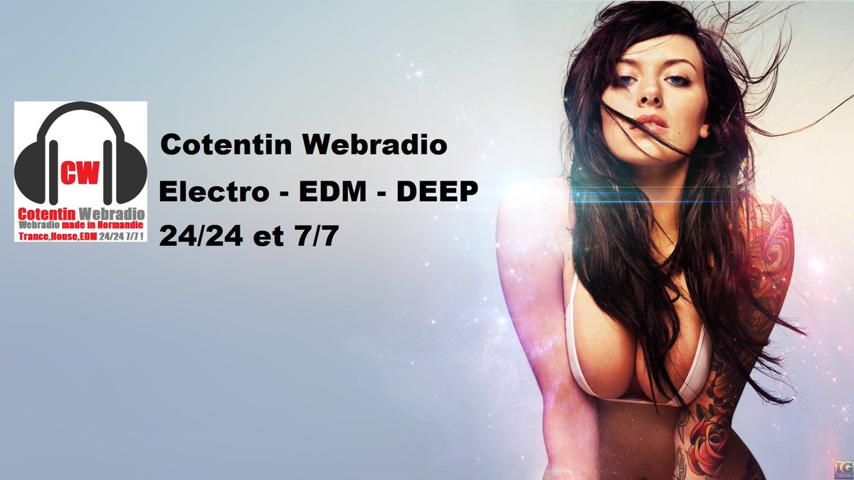 #Jeudi avec  http:// Cotentin-webradio.com  &nbsp;    MP3  http:// listen.radionomy.com/cotentin-webra dio &nbsp; …  #ibiza #DEEP #EDM #house #dance #electro #club #trancefamily  #manche<br>http://pic.twitter.com/dmN5wHwvZV