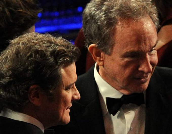 "COLIN FIRTH ADDICTED HAPPY BIRTHDAY, ""WARREN BEATTY\"" ^^"