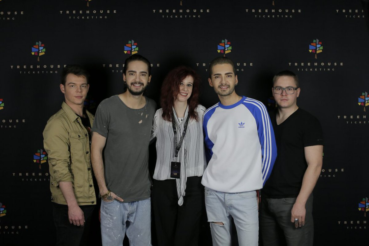 Tokio Hotel Group: history, composition, hits
