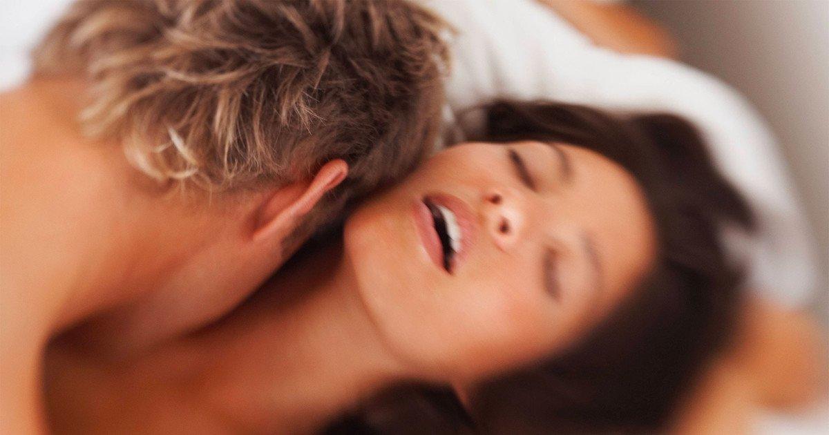 Оргазм девушек во время секса видео то