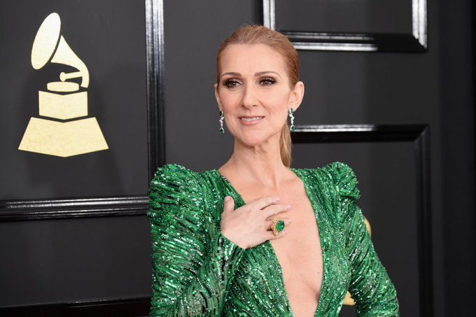 Happy Birthday to Céline Dion what an incredible voice!