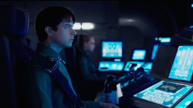 ICYMI: #Valerian trailer takes viewers to a 'city of a thousand planets' https://t.co/aRQ6riaqMA https://t.co/67OUSpAk6w