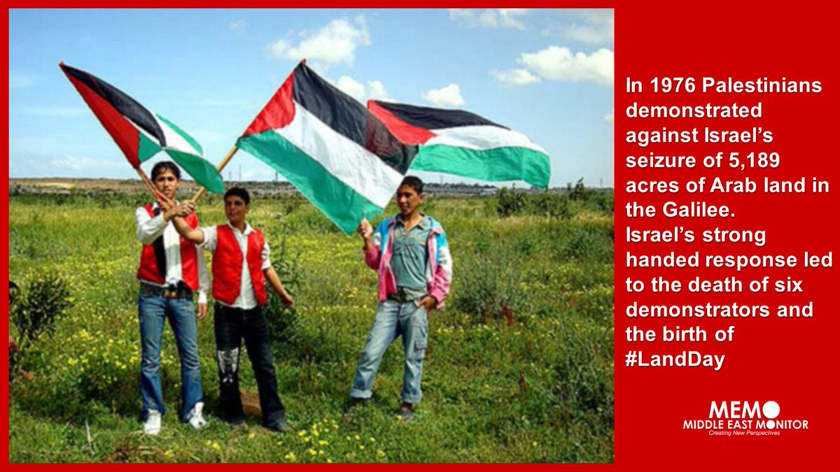 March 30th marks #Palestinian #LandDay | https://t.co/tOxgY0wNnj https...