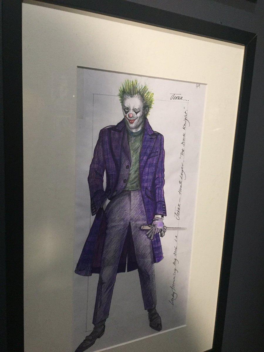 The joker in development with todd phillips and martin - Batman contre joker ...