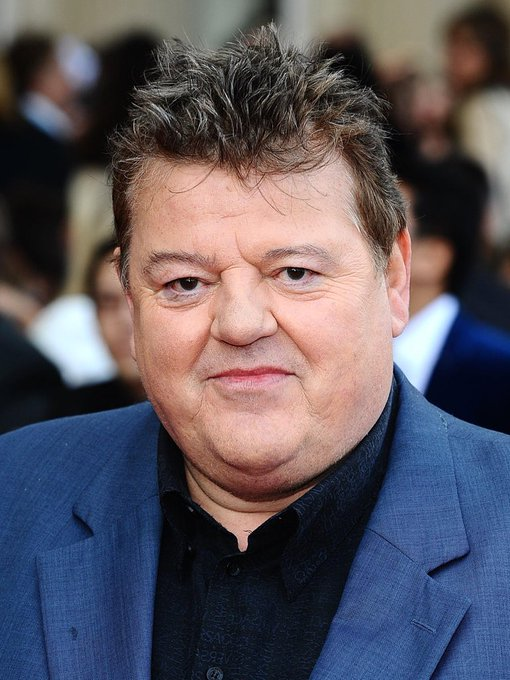 Happy Birthday to Robbie Coltrane who played our beloved Rubeus Hagrid!