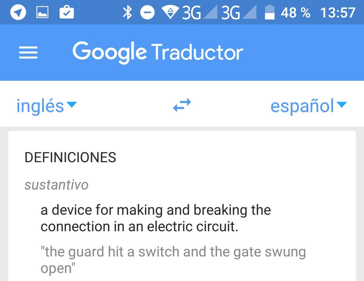 Google Traduttore è diventato un Dizionario