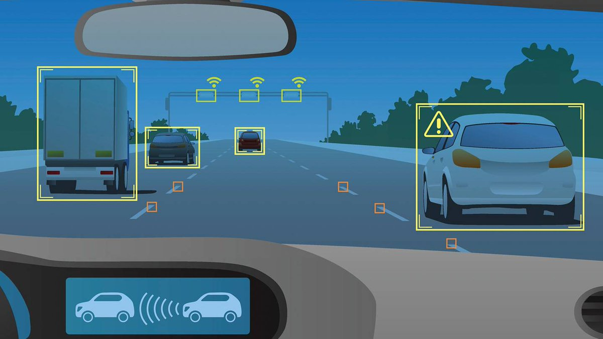 Here's How The Sensors in Autonomous Cars Work