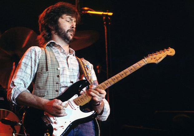 Happy Birthday, Eric Clapton\s 10 Best Guitar Moments