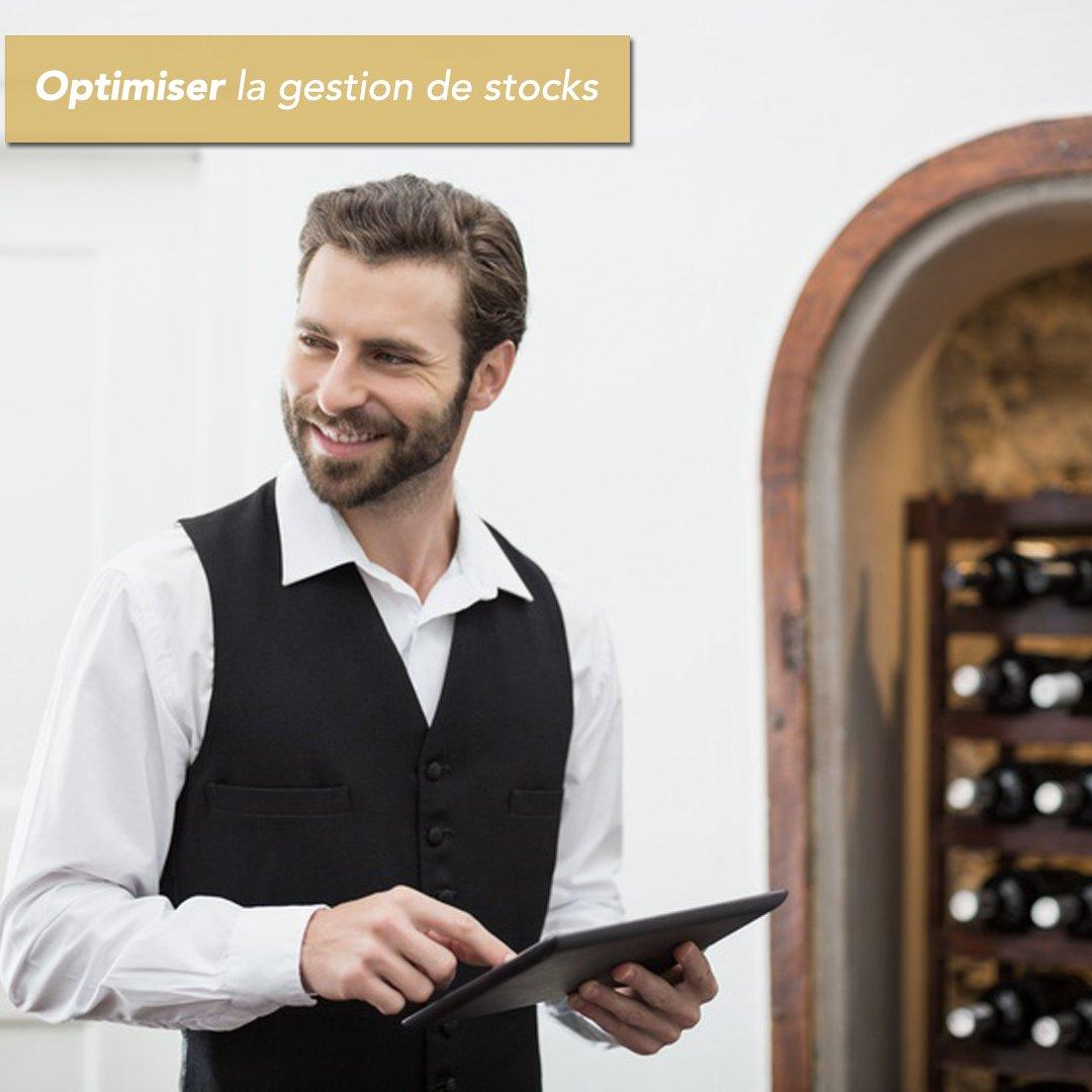 #Sommit vous permet de gérer simplement les stocks de #vins &amp; boissons dans votre #restaurant  http:// pro.somm-it.com / &nbsp;   #restauration<br>http://pic.twitter.com/EyFXInpLP6