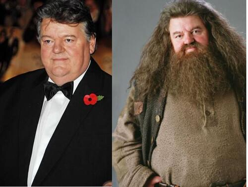 Happy Birthday to Hagrid!  (Known in the muggle world as Robbie Coltrane)