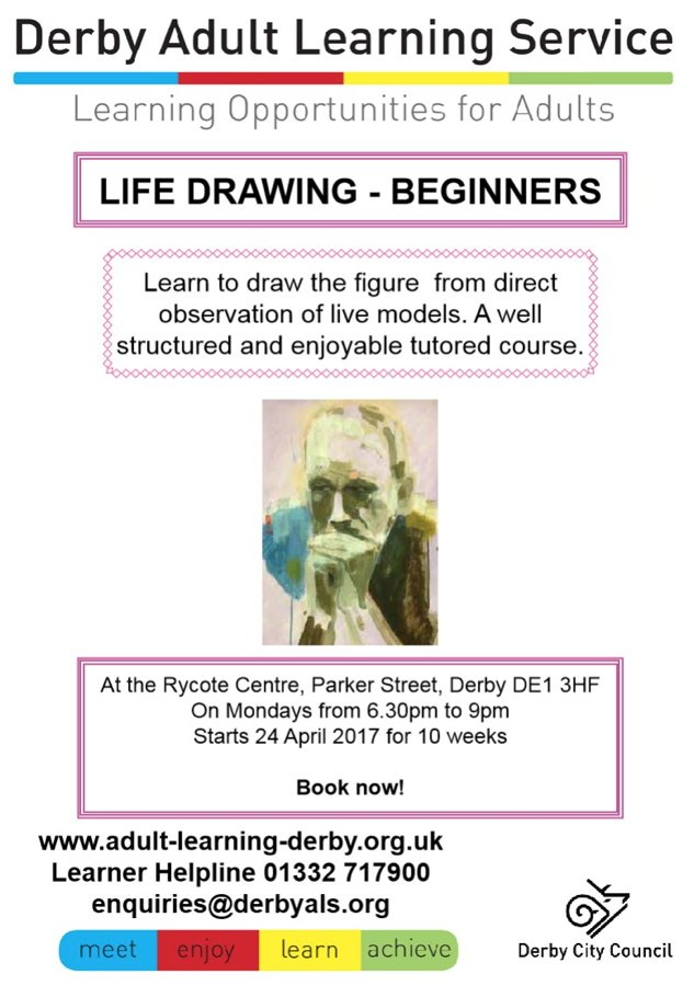 Adult learning derby