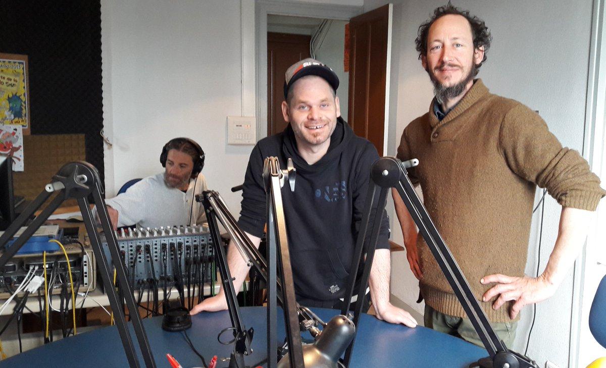 Visite hier des studios de @TimbreFM à #Augan et rencontre avec la dynamique équipe de la #radiolocale. Merci pour l&#39;accueil ! #radio <br>http://pic.twitter.com/kF7wgXdFqy