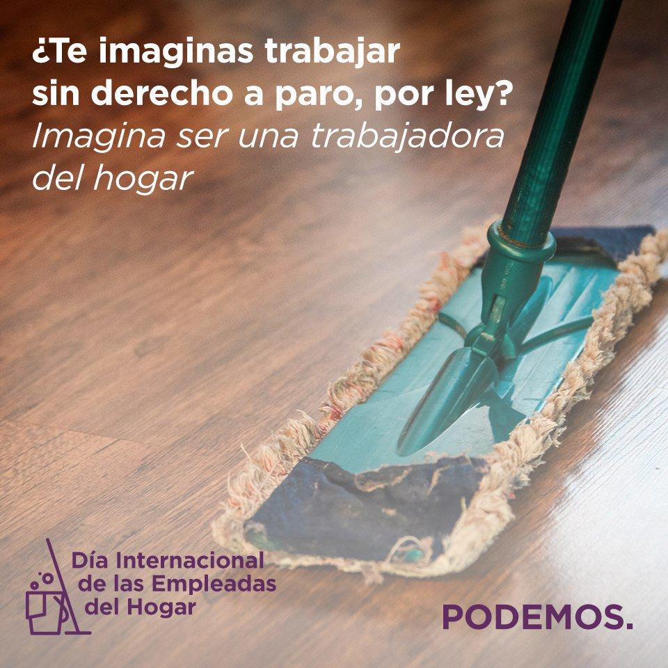 Ninguna trabajadora sin derechos laborales. #DíaTrabajadorasdelHogar h...