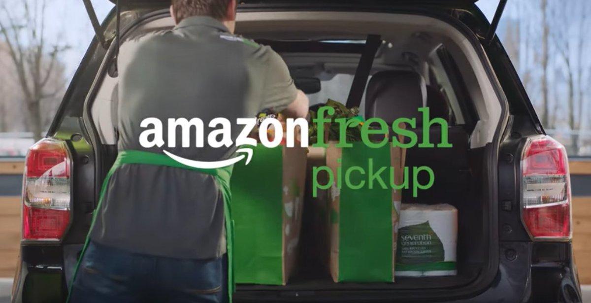 #Amazon lance son premier Drive ... commande prête en 15 minutes !  http:// buff.ly/2ob1Vpr  &nbsp;   #ecommerce<br>http://pic.twitter.com/EvsaZ7e0pH