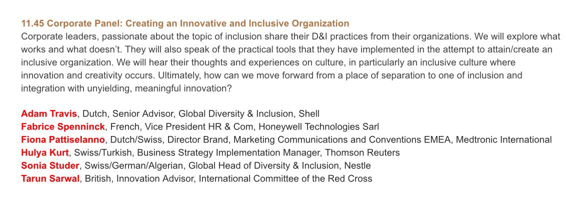 global diversity and inclusion at royal dutch shell