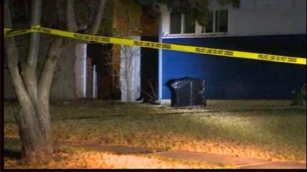 Dog shot, two men arrested in #Colorado Springs domestic violen... htt...