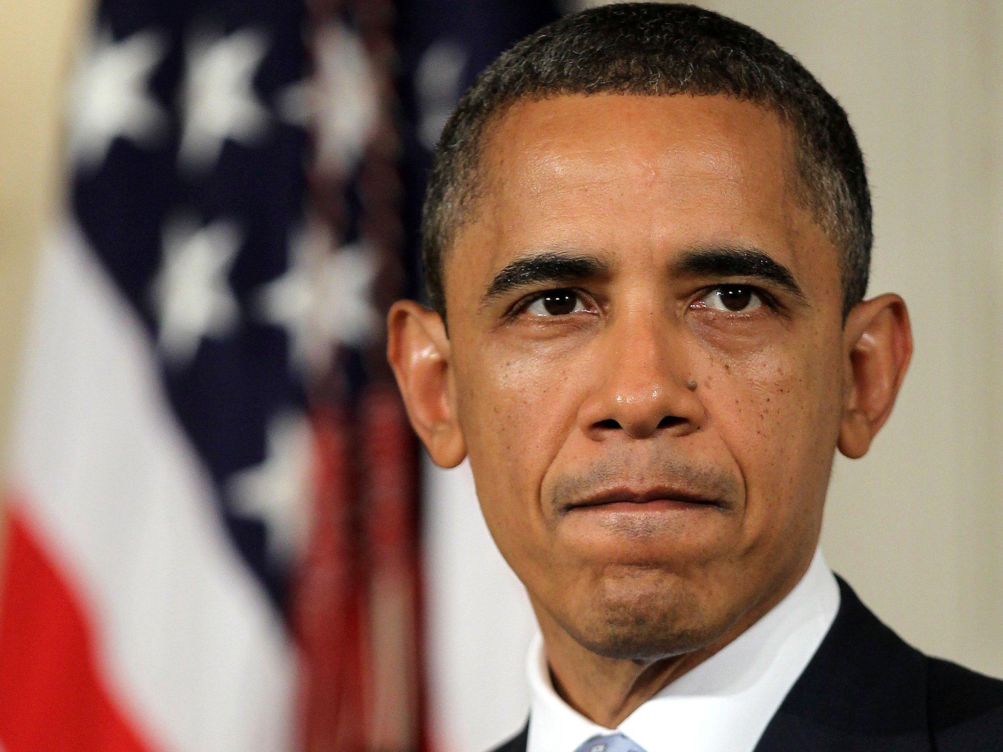 Обама красивые фото